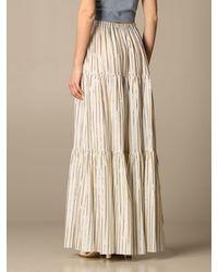 Giada Benincasa Skirt - Natural