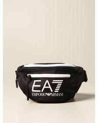EA7 Belt Bag - Black