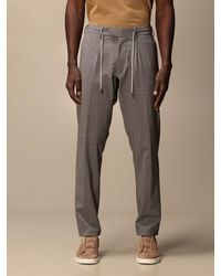 Eleventy Trousers - Grey