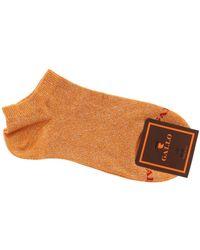 Gallo Women's Socks - Orange