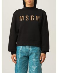 MSGM Sweat-Shirt - Noir