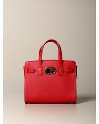 Dee Ocleppo Shoulder Bag - Red