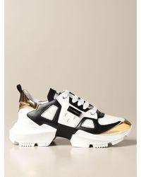 Les Hommes Sneakers - Multicolour