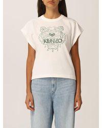 KENZO Camiseta - Multicolor