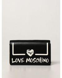 Love Moschino Sac cabas - Rouge
