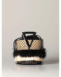 Roger Vivier Mini Bag - Black