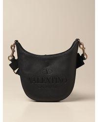 Valentino Garavani Shoulder Bag - Black