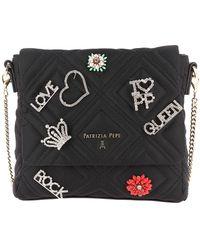 Patrizia Pepe - Crossbody Bags Pocket Square Men - Lyst
