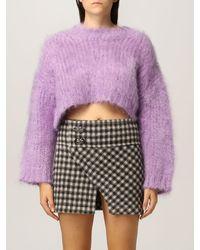 N°21 Pullover - Mehrfarbig