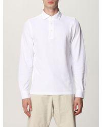 Gran Sasso Polo Shirt - White