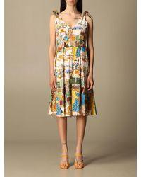 ALESSANDRO ENRIQUEZ Dress - Multicolour
