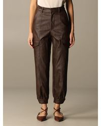 be Blumarine Pants - Brown