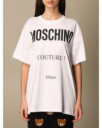 Moschino T-shirt - White