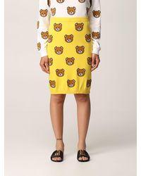 Moschino Skirt - Yellow