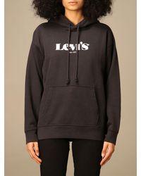 Levi's Sweatshirt - Black