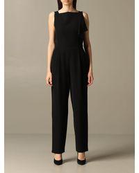 Emporio Armani Jumpsuits - Black