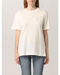 Eleventy T-shirt - Weiß