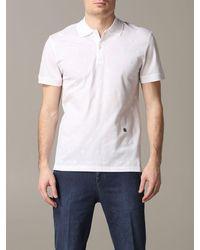Roberto Cavalli Polo Shirt - White