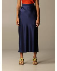 Theory Skirt - Blue