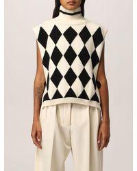 Erika Cavallini Semi Couture Jersey - Multicolor
