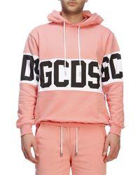 0ca24dc1ce52 Lyst - Sudadera adidas Originals de hombre de color Rosa