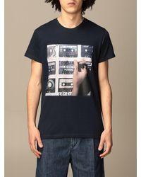 Daniele Alessandrini T-shirt - Blue