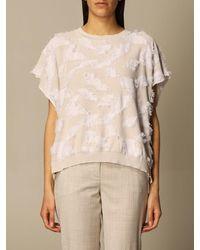 Fabiana Filippi Sweater - Natural