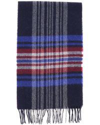 Woolrich - Scarf Men - Lyst