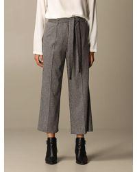 Max Mara Trousers - Grey