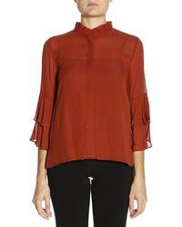Twin Set - Shirt Women - Lyst
