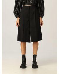 MSGM Pantalones cortos - Negro