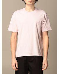 Mauro Grifoni T-shirt - Pink