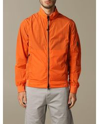C P Company Coat - Orange