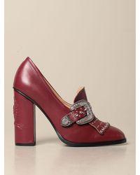 Tommy Hilfiger High Heel Shoes - Multicolor