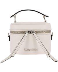 Miu Miu - Mini Shoulder Bag - Lyst