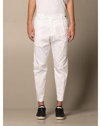 Low Brand Pants - White