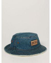 DIESEL Chapeau - Bleu
