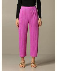 Issey Miyake Pants - Pink