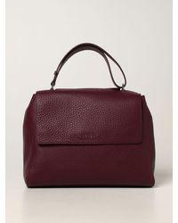 Orciani Handbag - Purple