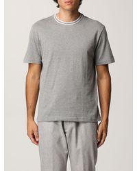 Eleventy Camiseta - Gris