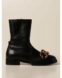 N°21 Shoes - Black