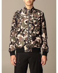 Les Hommes Jacket - Multicolour