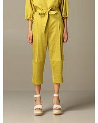 Manila Grace Shirt - Yellow