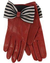Emporio Armani - Gloves Women - Lyst