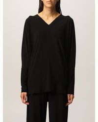 Norma Kamali Sweater - Black