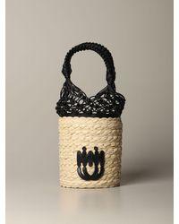 Miu Miu Handbag - Black