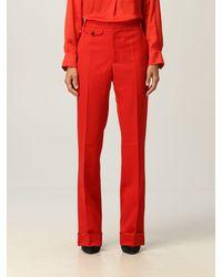 Zadig & Voltaire Pants - Red
