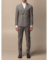 Eleventy Suit - Gray