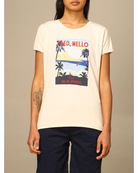 Fred Mello T-shirt - Mehrfarbig