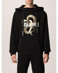 Just Cavalli Sweatshirt - Noir
